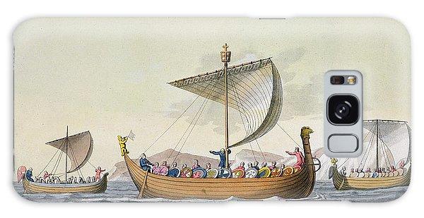 Bay Galaxy Case - The Fleet Of William The Conqueror by Italian School