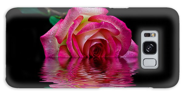 The Floating Rose Galaxy Case