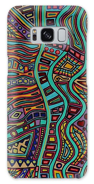 The Flow Galaxy Case