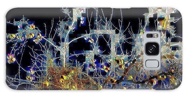 The Forbidden Fruit Galaxy Case by Jodie Marie Anne Richardson Traugott          aka jm-ART