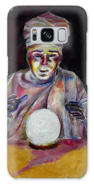 The Fortune Teller Galaxy Case