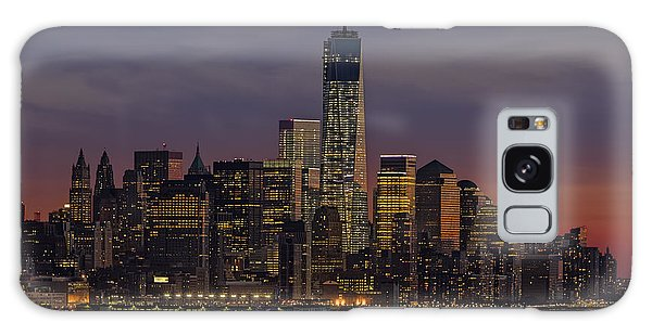 The Freedom Tower Dominates The Skyline Galaxy Case
