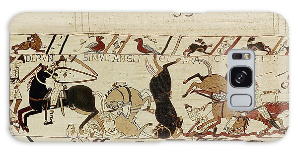 The Bayeux Tapestry Galaxy Case by French School
