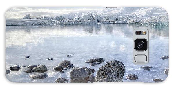 Tides Galaxy Case - The Frozen World by Evelina Kremsdorf