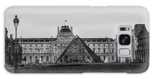 The Full Louvre Denise Dube Galaxy Case