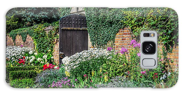 The Garden Gate Galaxy Case