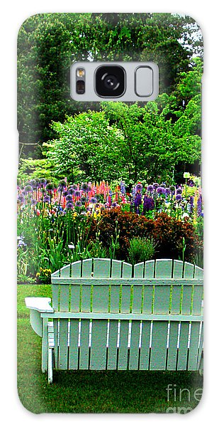 The Garden  Galaxy Case by Mindy Bench