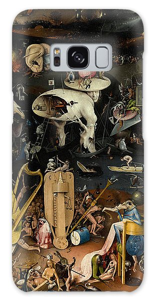 The Garden Of Earthly Delights. Right Panel Galaxy Case