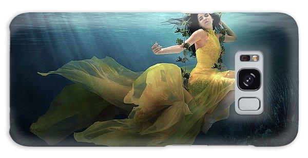 Dress Galaxy Case - The Garden Of Eve by Martha Suherman