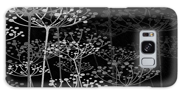 The Garden Of Your Mind Bw Galaxy Case