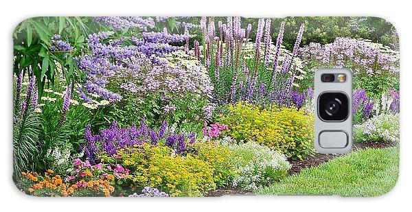 The Gardens Of Bethany Beach Galaxy Case