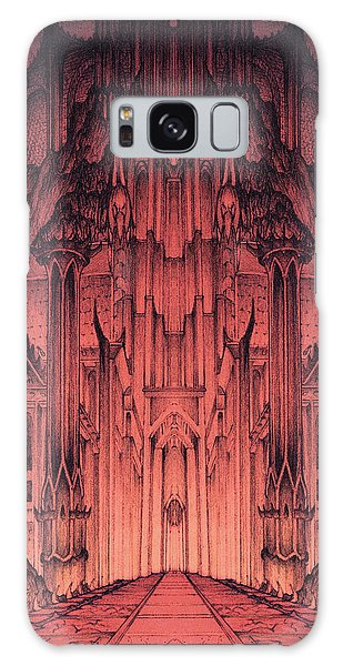 The Gates Of Barad Dur Galaxy Case