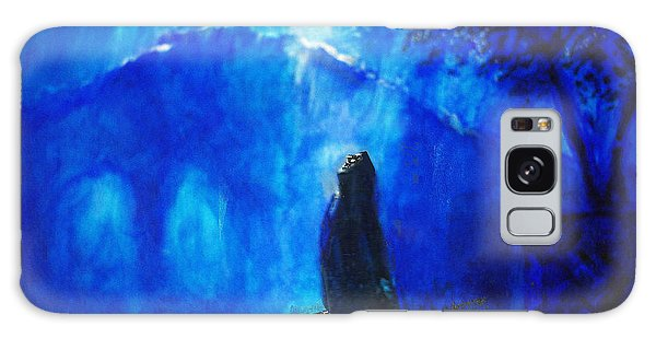 The Gethsemane Prayer Galaxy Case
