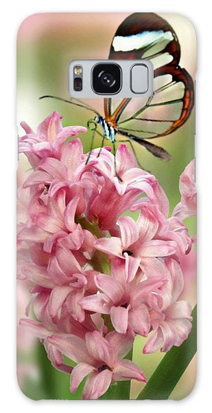 The Glasswing Galaxy Case by Morag Bates
