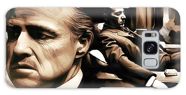 The Godfather Artwork Galaxy Case