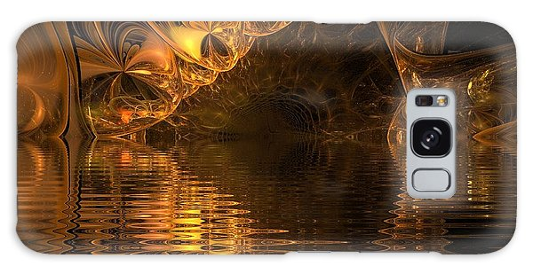 The Golden Cave Galaxy Case