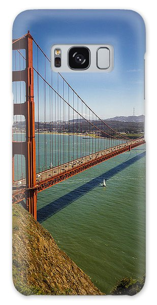 Cultural Center Galaxy Case - The Golden Gate Bridge 2 by Garry Gay