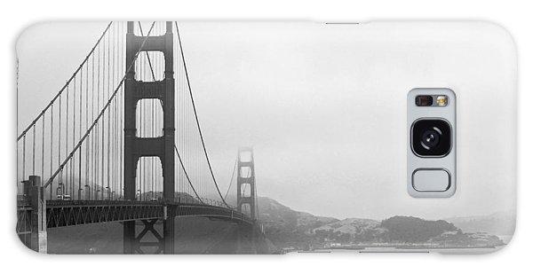 The Golden Gate Bridge In Classic B W Galaxy Case