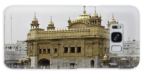 The Golden Temple In Amritsar Galaxy Case by Ashish Agarwal