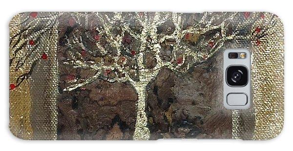The Golden Tree  Galaxy Case by Delona Seserman