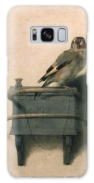 Finch Galaxy S8 Case - The Goldfinch by Carel Fabritius