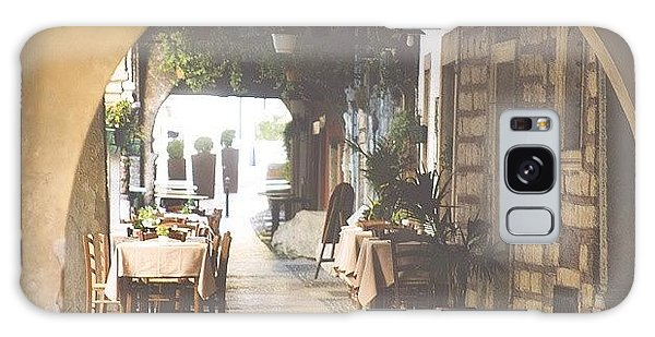 Architecture Galaxy Case - The Good Life  #italy #summer #dine by A Rey