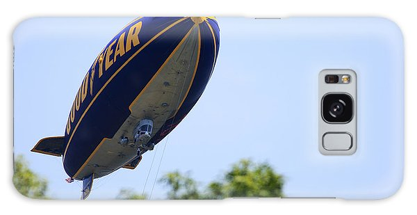 The Goodyear Blimp N3a Galaxy Case