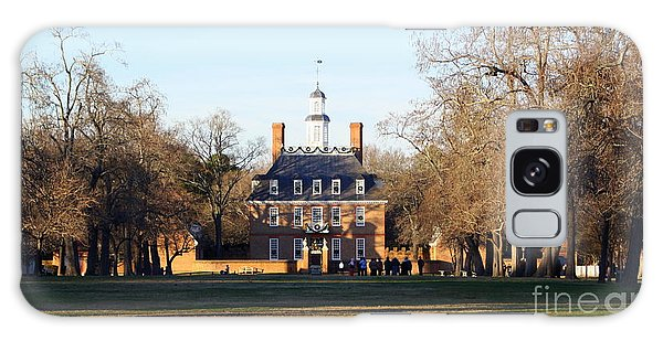 The Governor's Palace Galaxy Case by Patti Whitten
