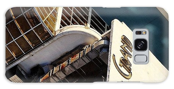 Architecture Galaxy Case - The Grand -  Miami ( 1986 ) by Joel Lopez