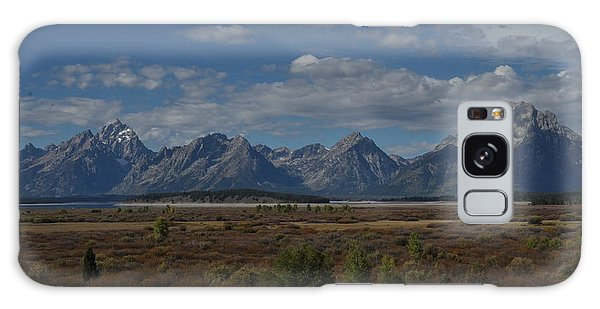 The Grand Tetons Galaxy Case
