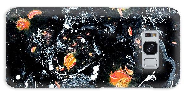 Disintegration Galaxy Case - The Graveyard Of Forgotten Ideas by Ric Bascobert