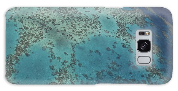 The Great Barrier Reef  Galaxy Case