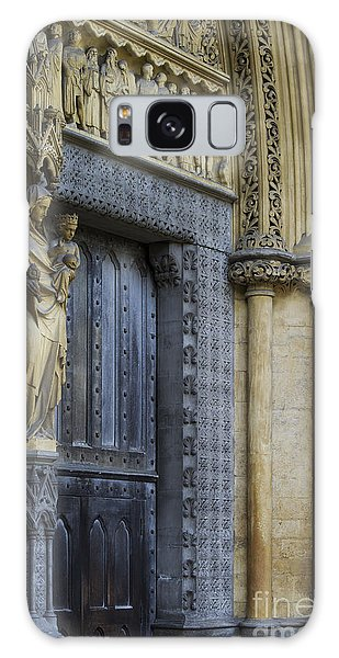 The Great Door Westminster Abbey London Galaxy Case