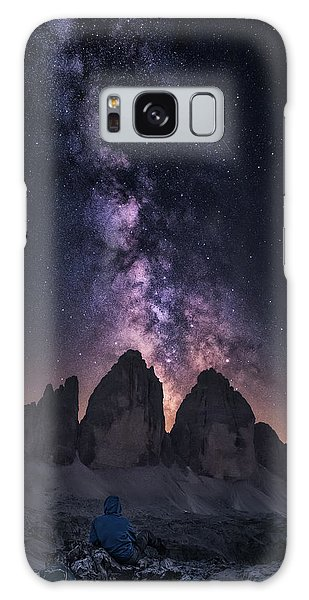 Milky Way Galaxy Case - The Greatest Show On Earth by Carlos F. Turienzo