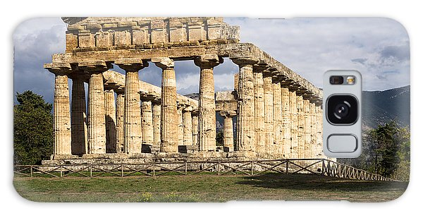 The Greek Temple Of Athena Galaxy Case