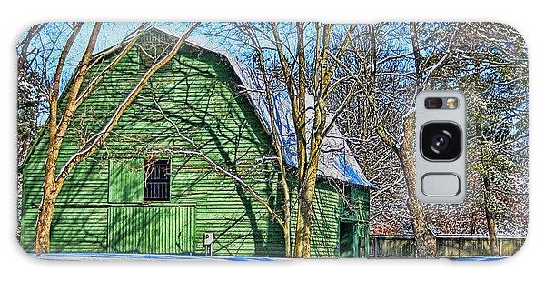 The Green Barn Galaxy Case