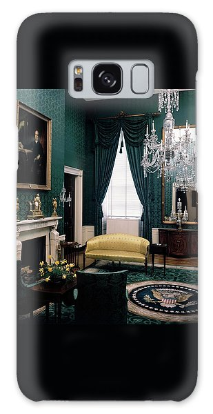 The Green Room In The White House Galaxy Case