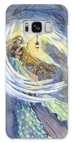 Galaxy Case - The Guardian by Sara Burrier