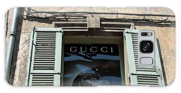 The Gucci Window Galaxy Case