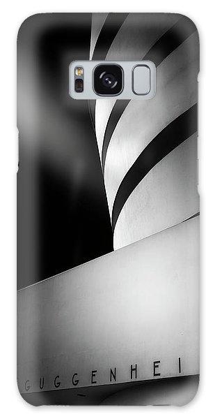 Usa Galaxy Case - The Guggenheim Museum by Jorge Ruiz Dueso