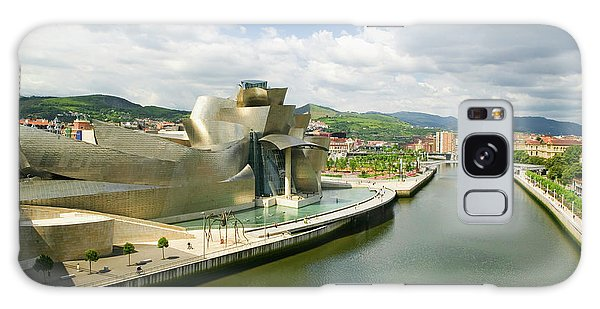 Gehry Galaxy Case - The Guggenheim Museum Of Contemporary by Panoramic Images