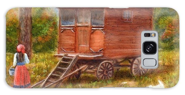 The Gypsy Caravan Galaxy Case