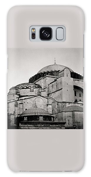 The Hagia Sophia Galaxy Case