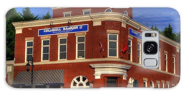 The Haight Building In Blue Ridge Georgia Galaxy Case