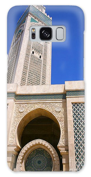 The Hassan II Mosque Grand Mosque With The Worlds Tallest 210m Minaret Sour Jdid Casablanca Morocco Galaxy Case