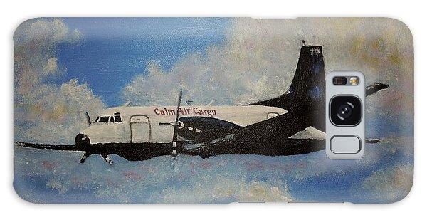 The Hawker Galaxy Case