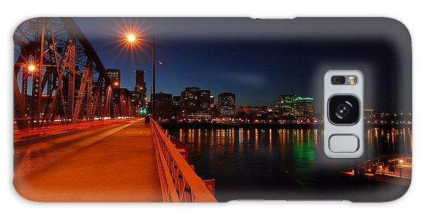 The Hawthorne Bridge  Galaxy Case