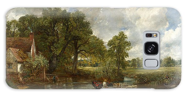 The Hay Wain Galaxy Case