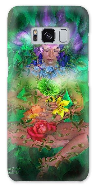 The Healing Garden Galaxy Case