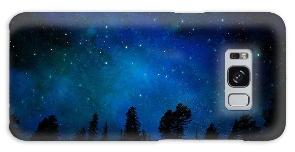 The Heavens Are Declaring Gods Glory Mural Galaxy Case